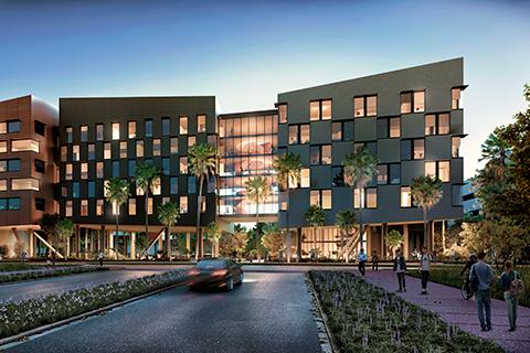 New Student Housing University Of Miami